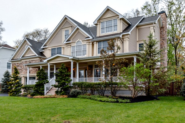 Brielle NJ Colonial
